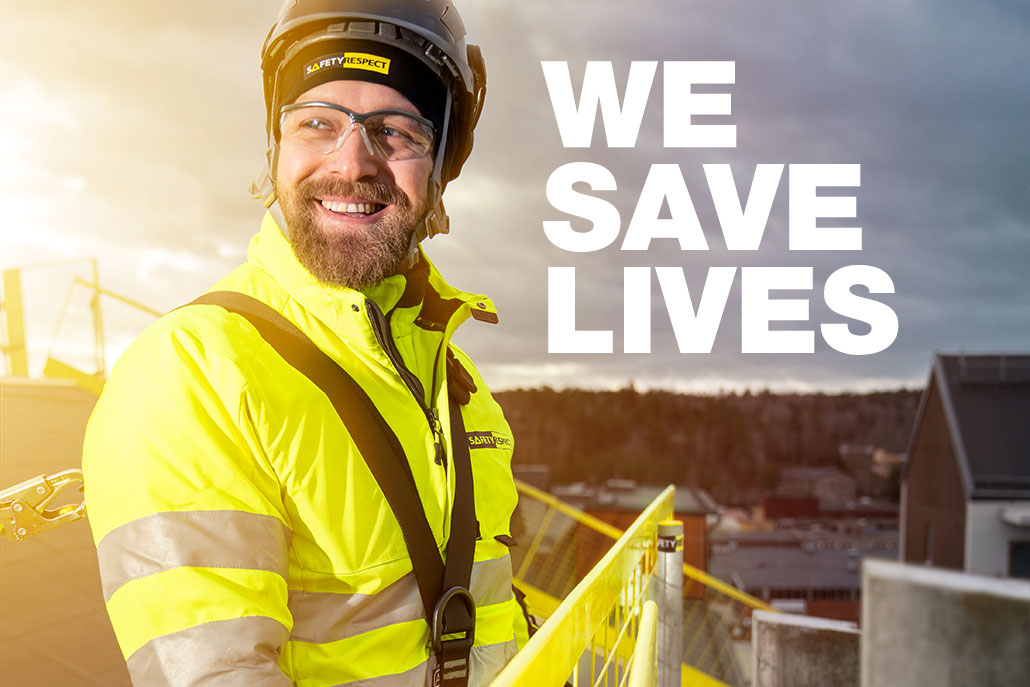 We save lives -SafetyRespect
