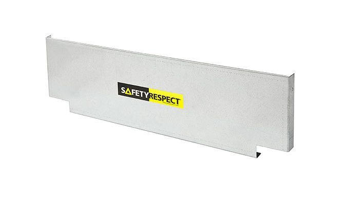 Kantbeskyttelse gangplate