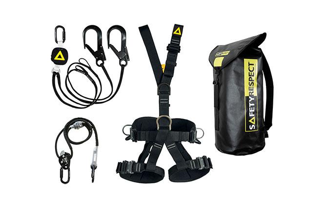 Positioning kit - SafetyRespect Personlig fallsikring